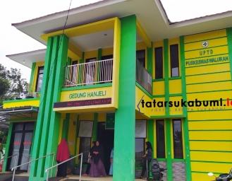 Gedung Puskesmas Hanjeli Waluran Sukabumi Menuai Banyak Sorotan