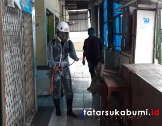 Pemutakhiran Data Kasus Covid-19 di Sukabumi