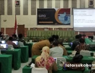 Pengenalan Sistem Informasi Pemerintahan Daerah (SIPD) Pemkab Sukabumi