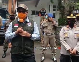 Kawal Ketat Vaksin Sinovac Polres Sukabumi Kota Siap Jaga 24 Jam