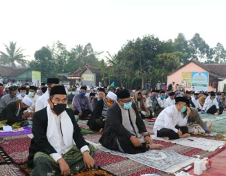 Idul Adha 1441 H Pemkab Sukabumi Dipusatkan di Kecamatan Cicantayan