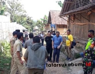 Anggota DPRD Sidak Kandang Ayam di Cibadak Sukabumi