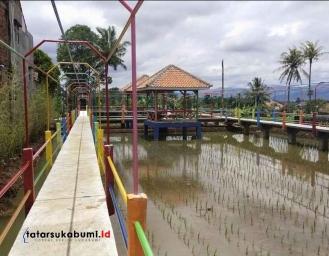 Ada Green Village di Desa Sukamantri Cisaat Sukabumi