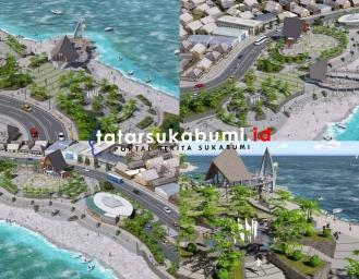 Ridwan Kamil Bocorkan Site Plan Masa Depan Ibukota Sukabumi Palabuhanratu