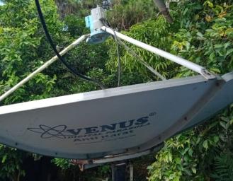 Setting Parabola, Saluran Televisi Migrasi ke Satelit Telkom 4 Akibat Satelit Nusantara Dua Gagal Gantikan Palapa-D