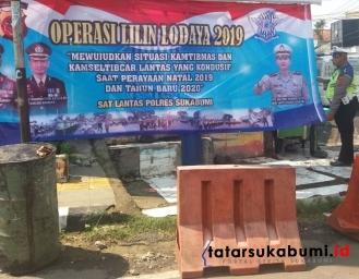 Operasi Lilin Lodaya 2019 Polres Sukabumi