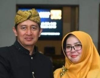 Sertijab 3 Kades Baru Gunungguruh, Camat Singgung Masalah Perombakan Aparatur Desa