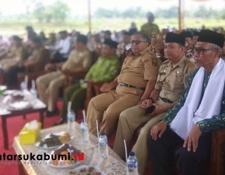 Pembangunan Masjid Kebonpedes, Bupati Sukabumi Minta Tambah Luas Seribu Meter Dibayar Dari Uang Pribadi