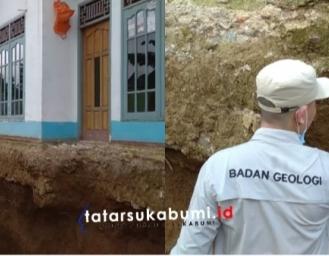 Pusat Vulkanologi dan Mitigasi Bencana Geologi Kaji Penyebab Mekanisme Hingga Penanganan Pergerakan Tanah di Sukabumi
