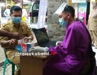 Breaking News! Masyarakat Sukabumi Mulai di Vaksin Ternyata Seperti Ini Proses Vaksinasi Covid-19