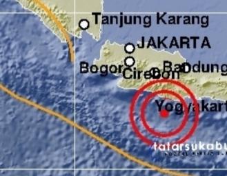 Update Terkini Gempa Bumi yang Mengguncang Sebagian Pulau Jawa