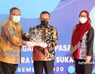 Marwan Hamami Kembali Menjabat Bupati Sukabumi