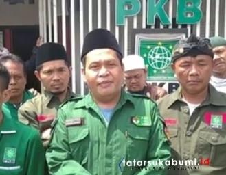 Konsisten Dukung Adjo Sardjono, PKB Tepis Tudingan Koalisi dengan PPP dan PDI Perjuangan di Pilkada Sukabumi