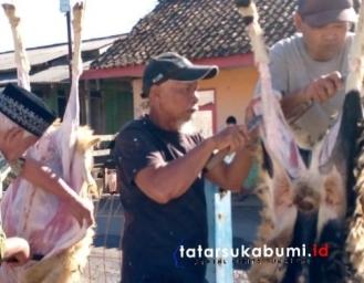 Garut Stop Produksi Harga Kulit Hewan Kurban di Sukabumi Murah