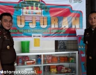 Ada Kantin Kejujuran di Kejaksaan Negeri Kabupaten Sukabumi