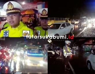 Inilah Titik Rawan Macet dan Potensi Rawan Lakalantas di Sukabumi