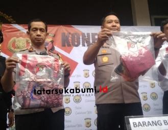 Rekontruksi Kasus Inses dan Pembunuhan Gagal Dilakukan di Lembursitu, Rekontruksi Digelar Tertutup di Mapolresta Sukabumi
