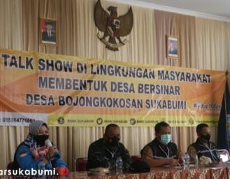 BNNK Sukabumi Wujudkan Desa Bojongkokosan Bersih Narkoba