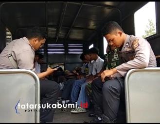 Diduga Mau Demo ke Jakarta, Polisi Temukan Ini dari Pelajar SMK Sukabumi
