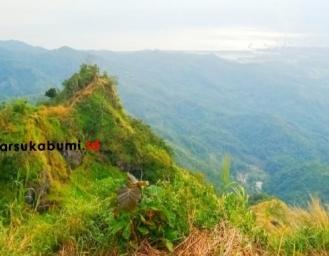 Keunikan Gunung Rompang Sukabumi Bukit Mengeluarkan Suara Bukit Punggung Kuda Hingga Panenjoan dan Situs Cagar Budaya