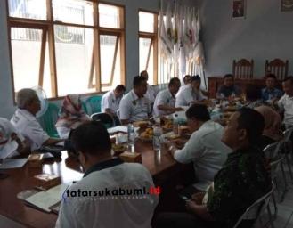 Duet DPRD dan KONI Kabupaten Sukabumi Bahas Program dan Anggaran Olahraga