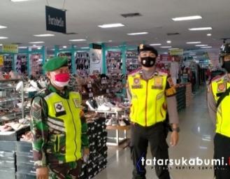 Polres Sukabumi Kota Pantau Penerapan Protokol Covid-19
