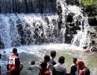 Kronologi 4 Pelajar Tenggelam di Sukabumi 2 Korban Meninggal Dunia