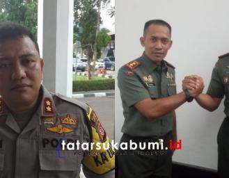 Polres Sukabumi Lakukan Penyekatan di 3 Titik Jelang Pelantikan Presiden Joko Widodo