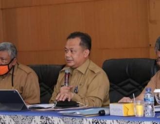 47 Camat Dikumpulkan Pjs Bupati Sukabumi Bahas Strategi Pilkada