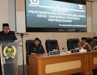 Perda Kepemudaan Kabupaten Sukabumi Tengah Digodok