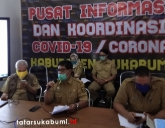 Kabar Baik 7 Pasien Positif Covid-19 Sukabumi Sembuh