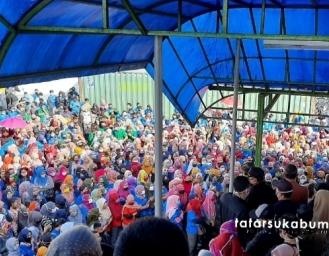 Sepakat! THR Karyawan Pabrik di Parungkuda Sukabumi Dicicil 3 Kali Bayar
