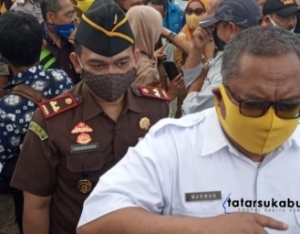 Bupati Resmikan Jalan Penghubung 3 Kecamatan, Marwan : Infrastruktur Dorong Pembangunan