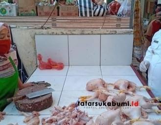 Ardiana Trisnawiana : Tak Ada Panic Buying Harga Bahan Pokok di Sukabumi Naik 10 Persen