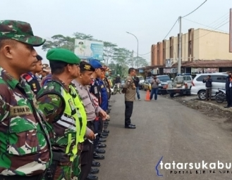 Update Covid-19! Pemkab Sukabumi Resmi Perpanjang 'Libur' Sekolah Penutupan Pasar Ahad Jalur Hingga Perketat Perbatasan